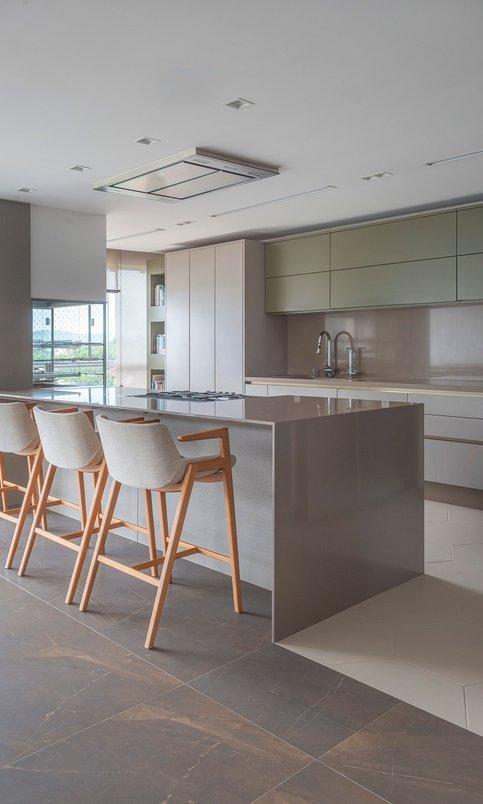 Cozinha Bronze armani