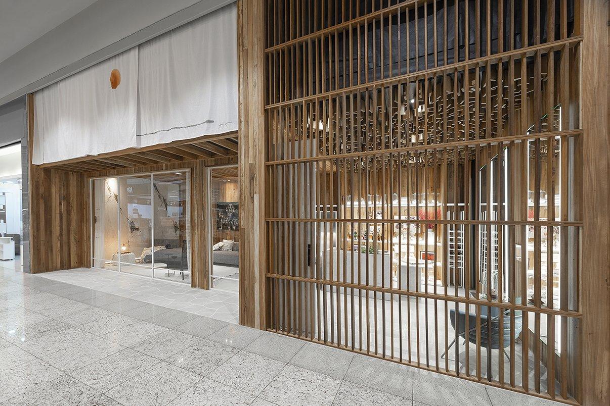 Ambiente Casa Freijó, por Michael Zanghelini