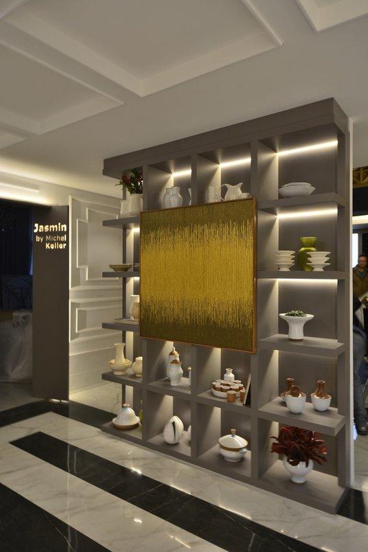 Restaurante Jasmim by Michel Keller para mostra Elite Design
