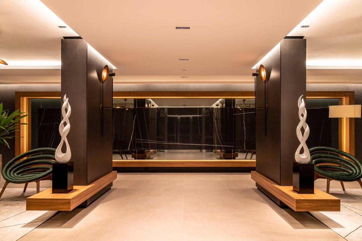 Hall de Entrada - Residencial Zurich