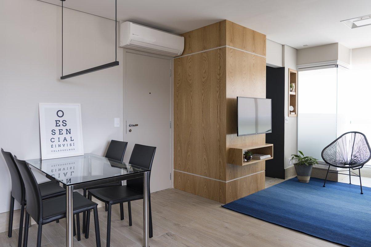 Apartamento minimalista lindo masculino