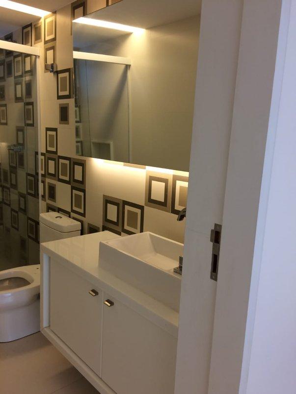 banheiros de hospedes