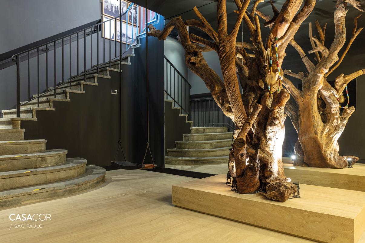 Loft Árvore da Vida - Marcelo Salum - Fotografia Roger Diplod