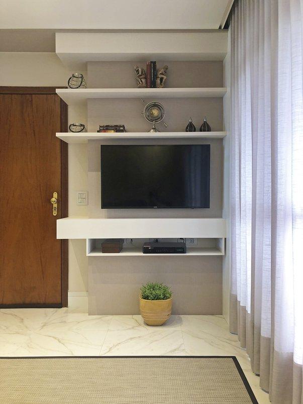 Living apartamento