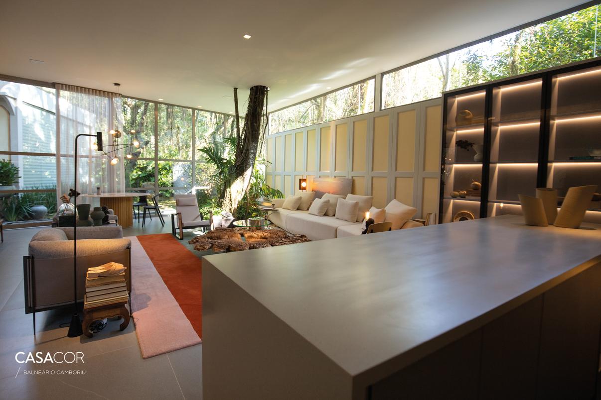 Casa Basalto - Por Fernando Luiz Dal Bosco - Fotografia Guto Campos