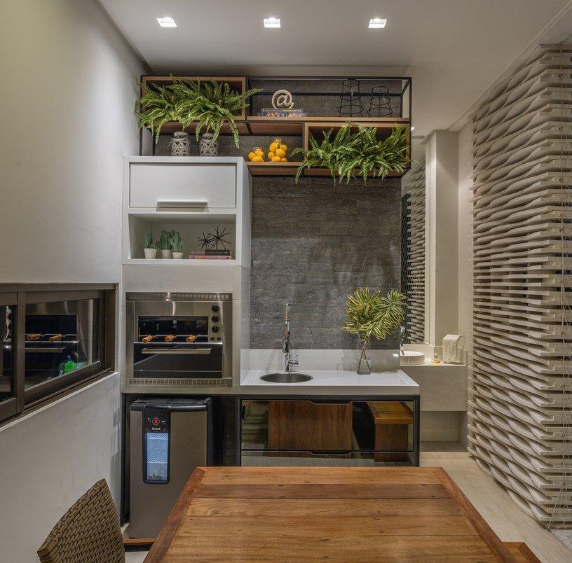 Projeto de Arquitetura Paisagística, Paisagismo e Interiores de uma residencia unifamiliar localiada em João Pessoa-PB