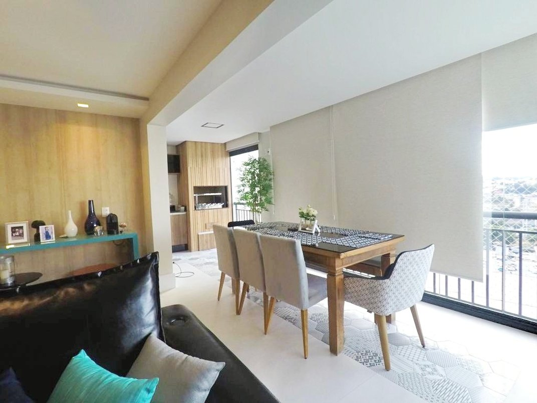 Mescla que dá certo - Paginação de pisos Art Concreto Mix 20x20 Nat