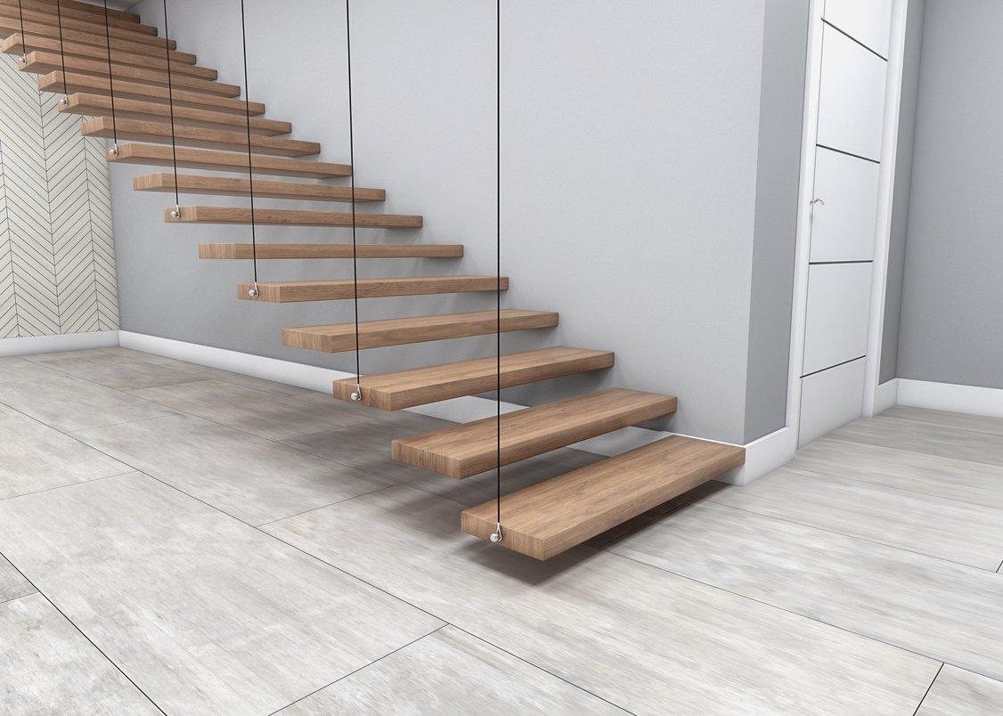 Escada Envelopada