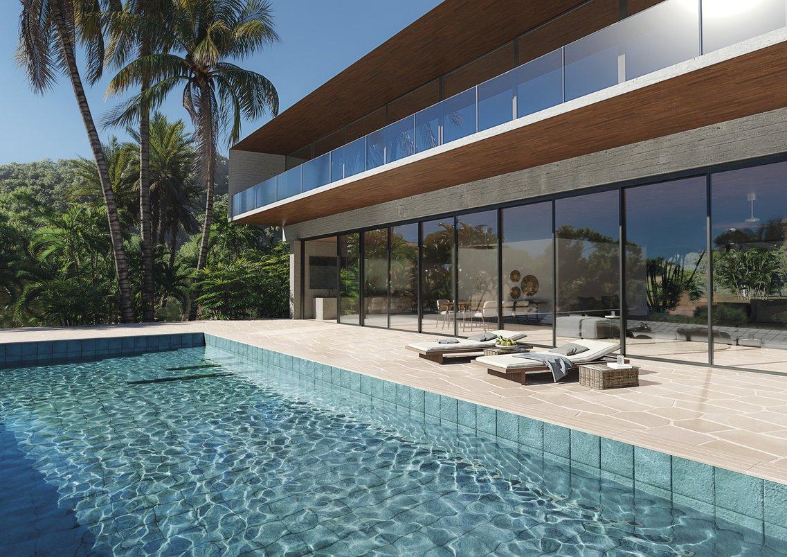 Rio na piscina 02