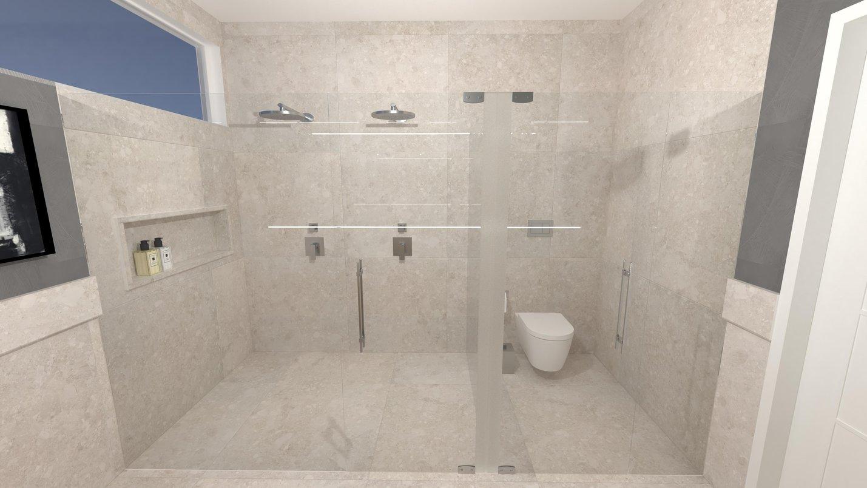 Banho casal - V03