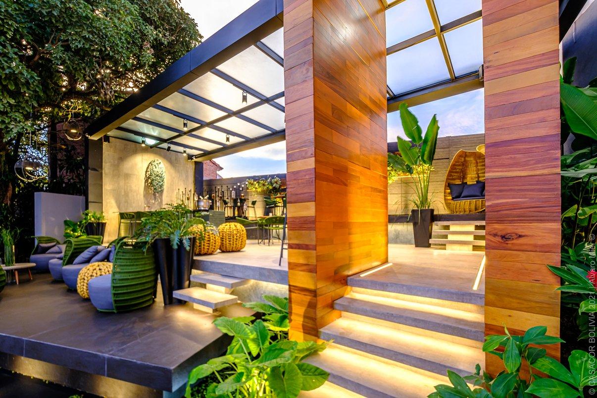 Restaurante Mirador – Por Harold Anzoátegui e Oscar Coronado (Fotos: Alvaro Mier/CASACOR)