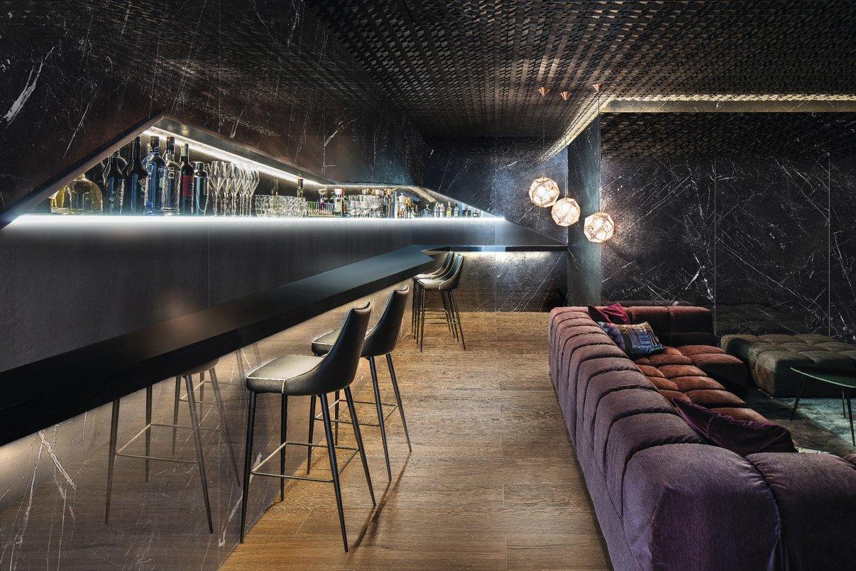 Lounge com Palissandro