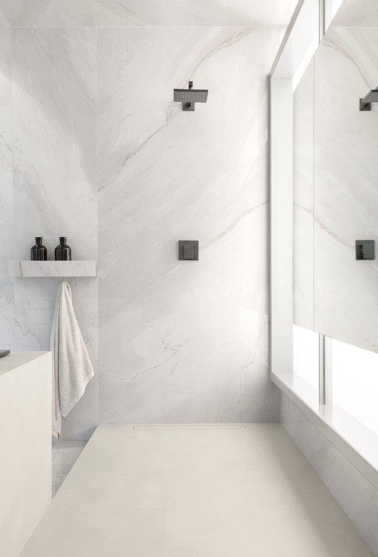 Banheiro com Palissandro