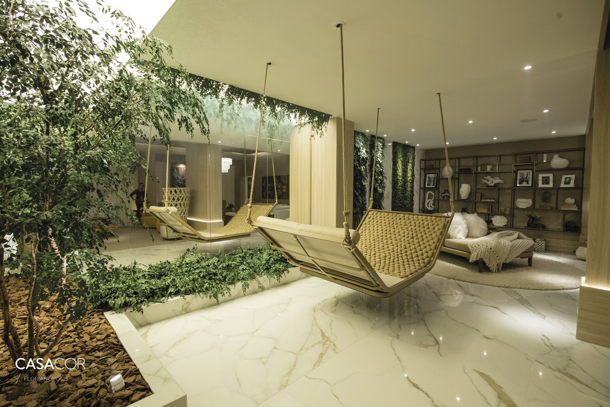 Living Paradise- Yael Gossis e Marisa Lebarbechon - Foto: Guto Campos