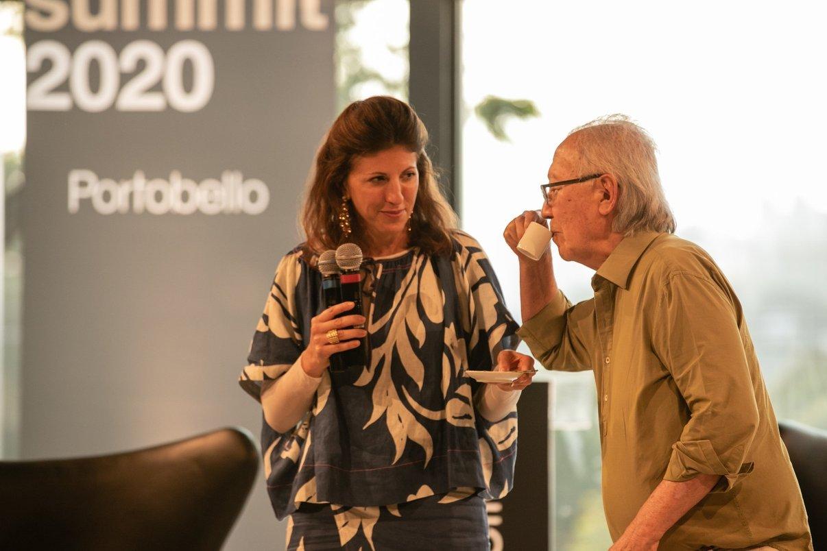 Taissa Buesco entrevistou Ruy Ohtake, grande nome da arquitetura pós-moderna brasileira, autor, inclusive, do Um Rooftop.