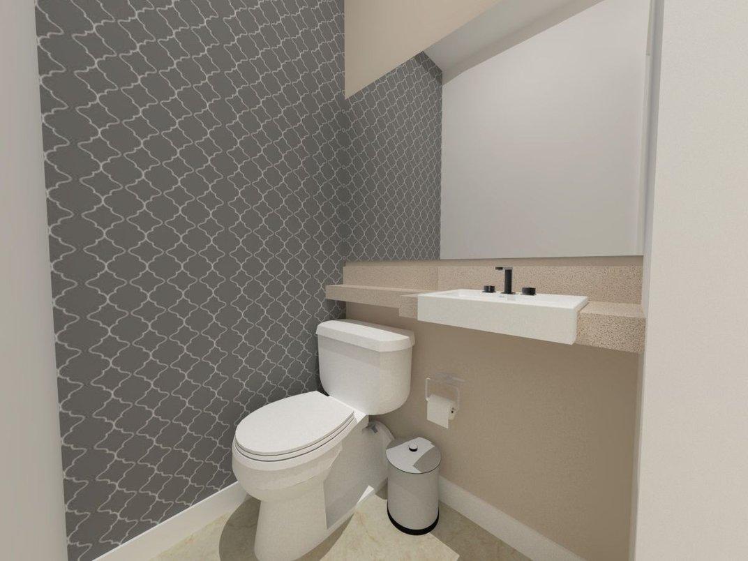 3D WC Piso Bauhaus Lime