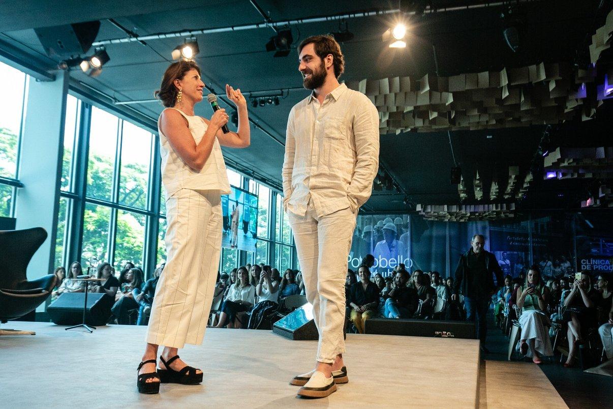 Taissa Buesco bate um papo com o o designer Guilherme Wentz, palestrante do Archtrends Summit 2020.