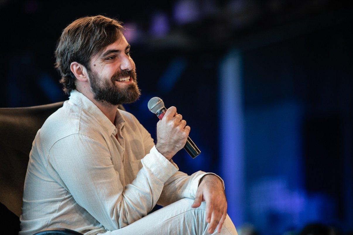 Designer Guilherme Wentz também contou como acontecem suas criações, inclusive a linha Planos, um dos lançamentos da coleção 2020 Unlimited Portobello.