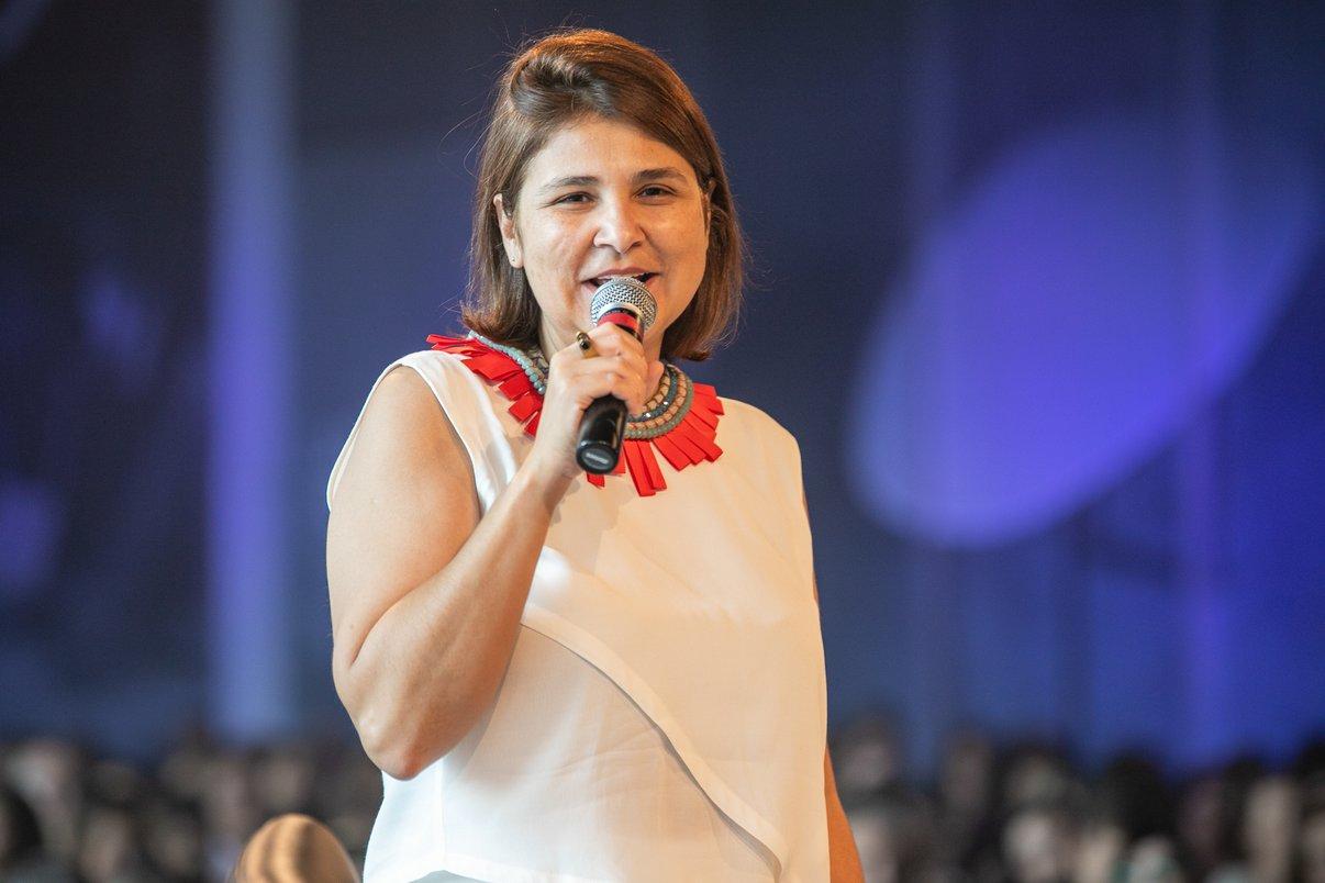 Christiane Ferreira, Diretora de Branding e Inovação da Potobello.