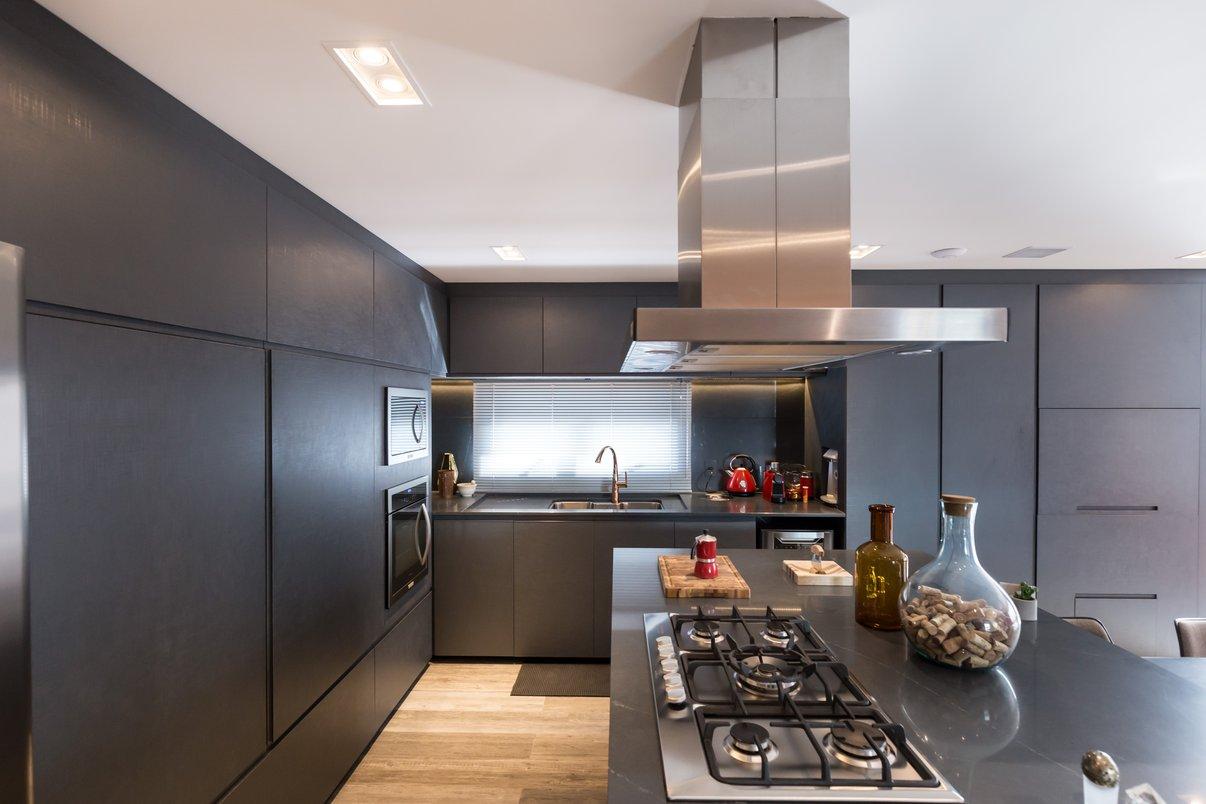 Cozinha é o coração da casa
