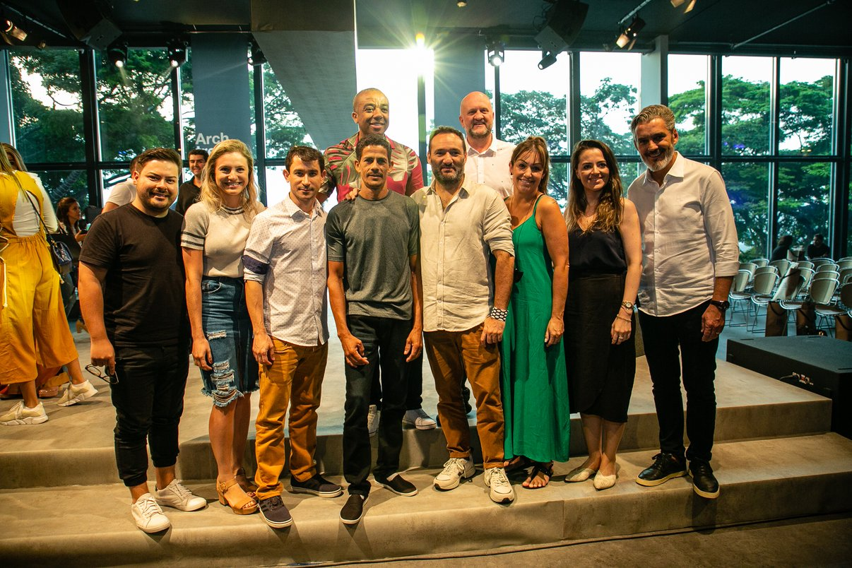 Participantes do Archtrends Summit 2020.