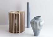 Uma forma diferente de reutilizar o plástico por Kodai Iwamoto